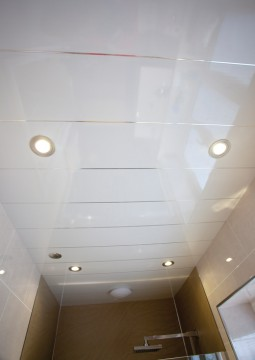 Quality Waterproof EasyCeil PVC U Ceiling Panels